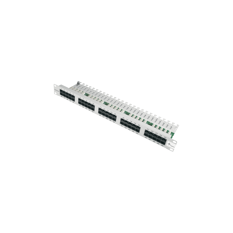 50 portni patch panel